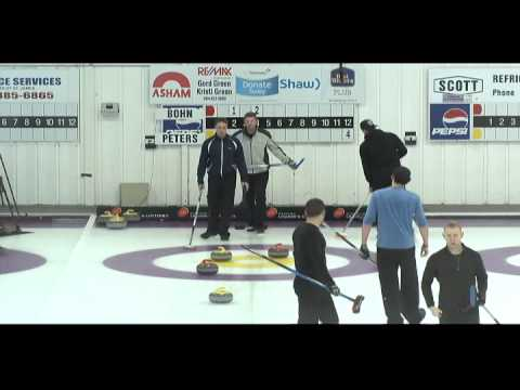 Manitoba Curling Tour - Men's Final