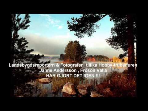 GUNNAR WÄGMAN  Janne Andersson Fotograf & hobbyTrubadur, Valla Frösön T Music Lab ÖSD 2016