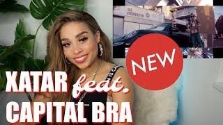 XATAR feat. CAPITAL BRA - ZINEDINE (Official Video) live Reaktion
