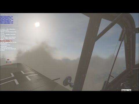 Good times above and around the Strait of Dover - An IL-2 Sturmovik: Cliffs of Dover montage