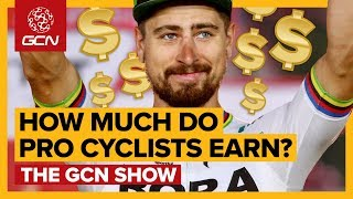 Сколько Денег Платит Профессиональный Велосипедист? | GCN Show Ep. 343 | Программа для Заработка Денег Автоматом