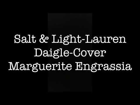 Salt & Light- Lauren Daigle | Cover - Marguerite Engrassia