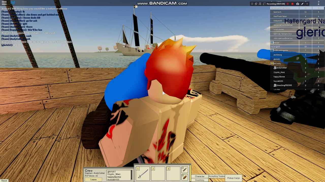 Roblox Tradelands Ironclad Rescue By Whitecrest Navy