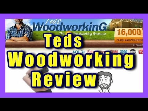 Teds woodworking reviews - What's It Like?
