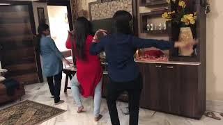   SHAGUN KI GHADIYA   Simple Sangeet Steps   Choreography Done by Tandrima
