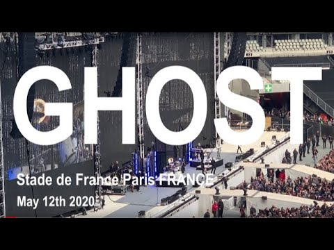 Ghost Live Full Concert 4K @ Stade de France Paris France May 12th 2019 A Pale Tour Named Death