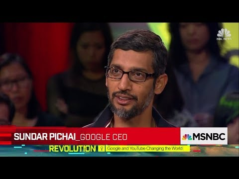 Sundar Pichai about AI - Latest Interview