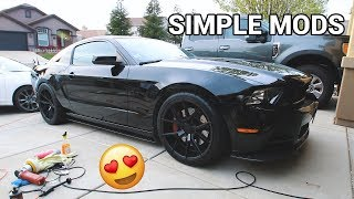 EVERY 5.0 MUSTANG SHOULD HAVE THESE + HUGE PAINT FAIL