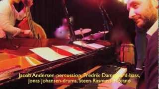 "Steen Rasmussen Quarteto ""Carla"""