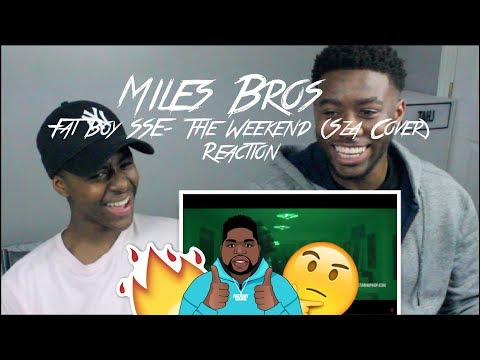 """Miles Bros  Fat Boy SSE """"The Weekend"""" (SZA Remix) Reaction/Review"""