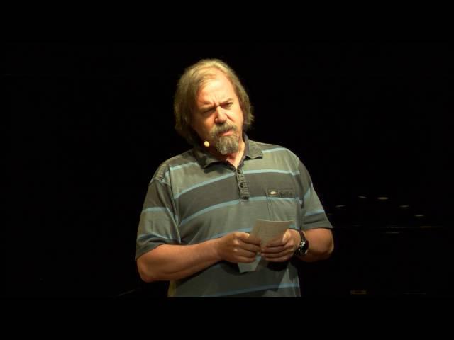 Renta Básica Incondicional: Una propuesta racional y justa | Daniel Raventós | TEDxSantCugat