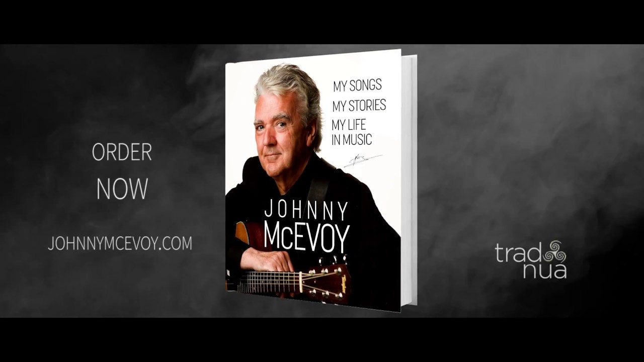 Angel Nua johnny mcevoy | johnny mcevoy | irish folk singer songwriter