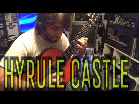 Legend of Zelda: A Link to the Past - Hyrule Castle (Classical Guitar Cover)