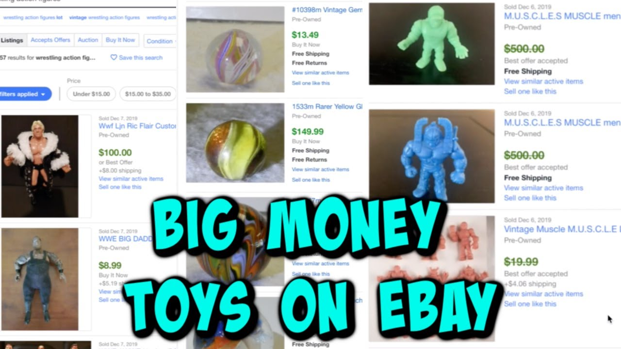 13 HUGELY profitable Toys to sell on Ebay in 2020