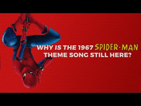 Why is the SpiderMan 1967 Theme Song Still Here?