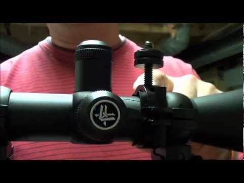 How to install a video camera on a riflescope