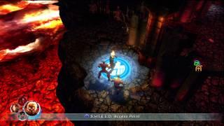 Marvel Ultimate Alliance (X360) walkthrough - Mephisto