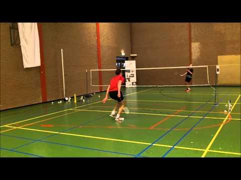 Joey Straube vs Bart Eskens Castellum 2014