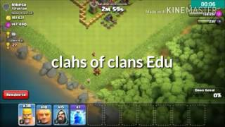 Clash Of Clans : Farmando #2 ! ~ Edu