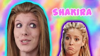 This video will teach you to sing like Shakira! Please subscribe - ...