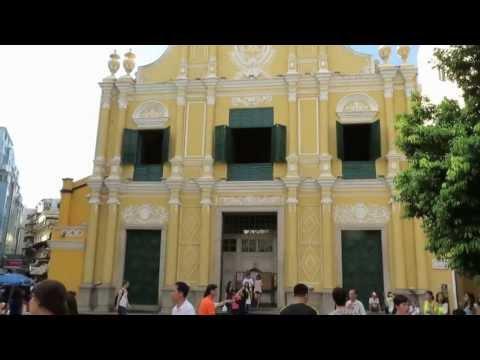 Historial Centre of Macau