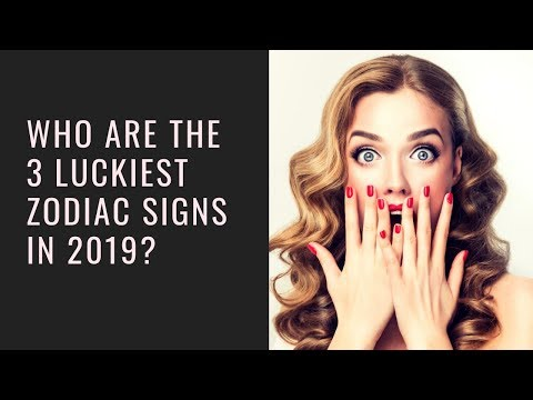 Horoscope 2019: Are You One Of The Luckiest Zodiac Signs In