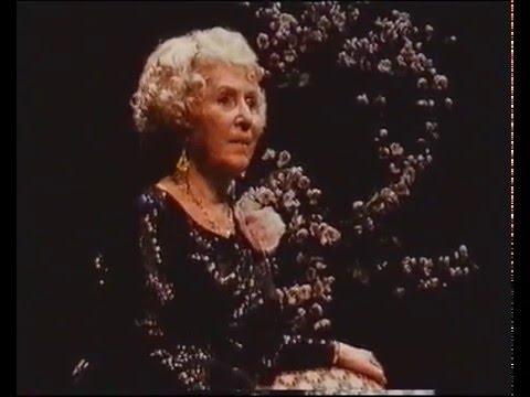 Blandine Ebinger Schnapstrine