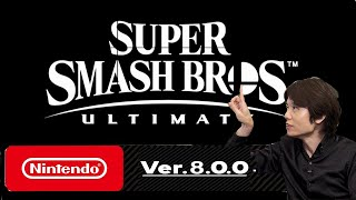 Super Smash Bros. Ultimate – Mr. Sakurai Presents Update 8.0