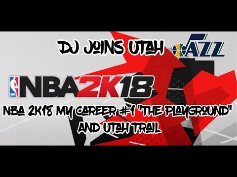 NBA 2K18 MY CAREER