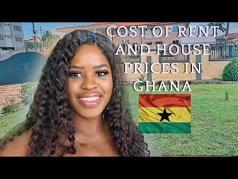 HOW MUCH IS RENT IN GHANA?   RENT A HOME / HOUSE IN GHANA   COST OF HOUSES IN ACCRA GHANA