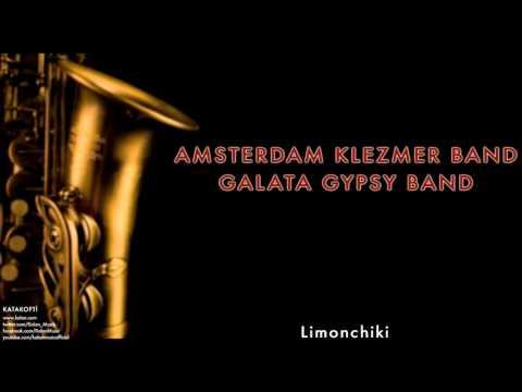 Amsterdam Klezmer Band & Galata Gypsy Band - Limonchiki [ Katakofti © 2003 Kalan Müzik ]