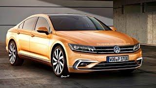 Nowy Volkswagen Passat, nowa Supra, BMW 8 GC - #118 NaPoboczu