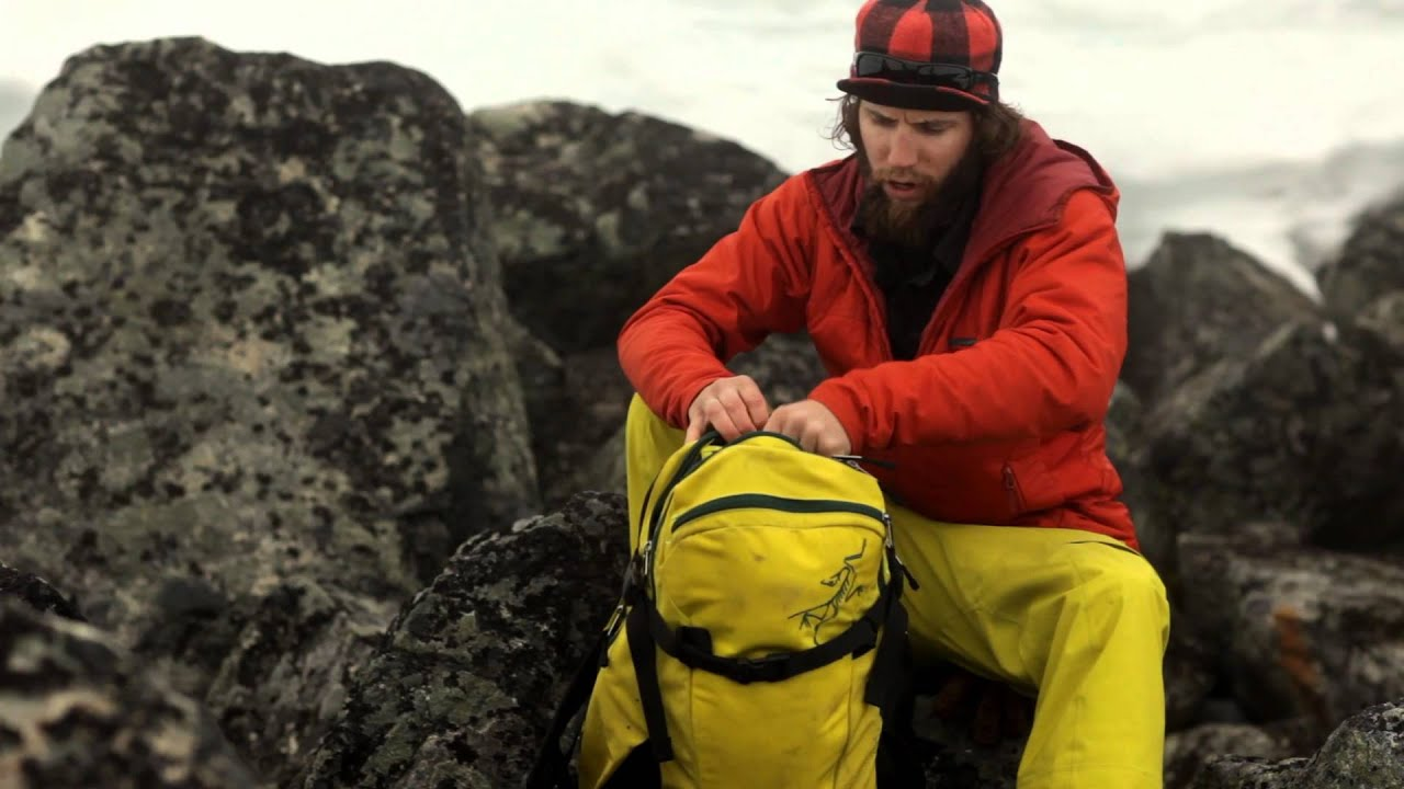 d51612de12 Arc'teryx Quintic Backpacks - YouTube