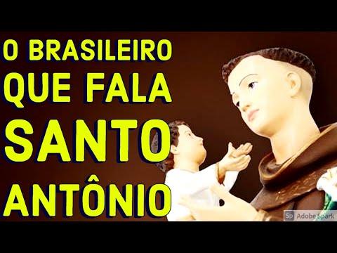 Homem vê e fala com Santo Antônio de Pádua