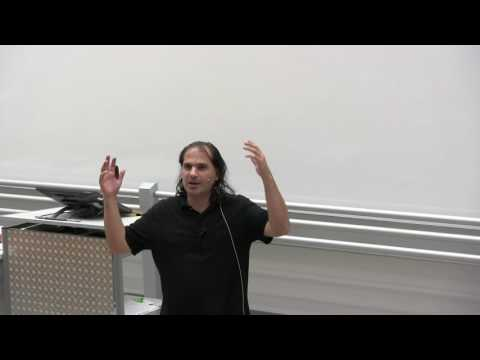 Nima Arkani Hamed (IAS): Collider Physics From The Bottom Up - Lecture 1