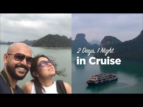 2 Days & 1 Night Cruise   Lan Ha Bay   Vietnam   Travel Vlog   The Little Window