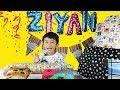 Buka Kado Ulang Tahun Superduper Ziyan - Banyak Hadiah Mainan
