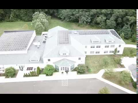 Hebrew High School of New England Commercial Solar Installation