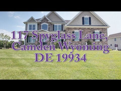 117 Spyglass Lane, Camden Wyoming DE 19934