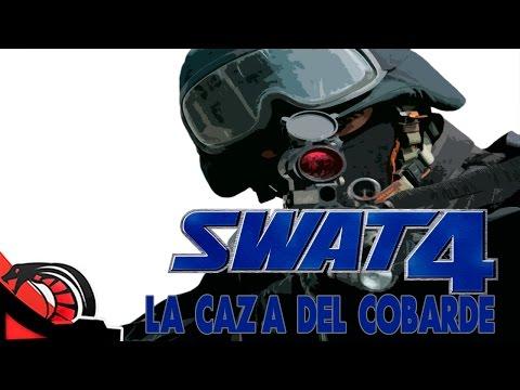 LA CAZA DEL COBARDE | Swat 4 - Old School Gaming con - None, Cotrof y Eruby