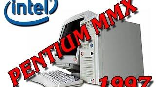 Машина времени - 2! Собираем ПК из детства на базе Pentium MMX