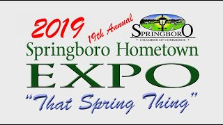 The 2019 Springboro Hometown Expo Preview