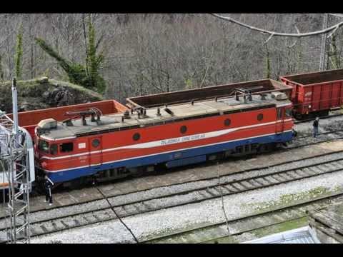 zeljeznice crne gore,Rail transport in Montenegro,Montecargo