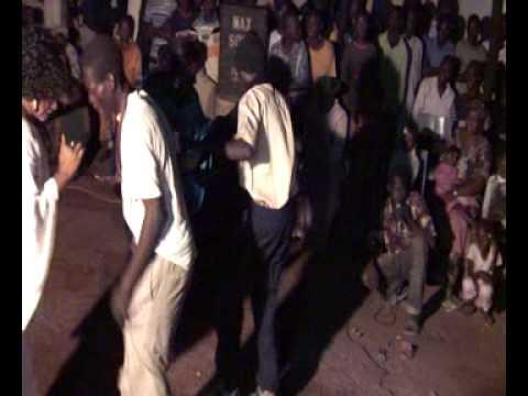 Bamako, Mali, dance party