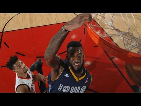 NBA D-League Top 10 Plays of January 2017