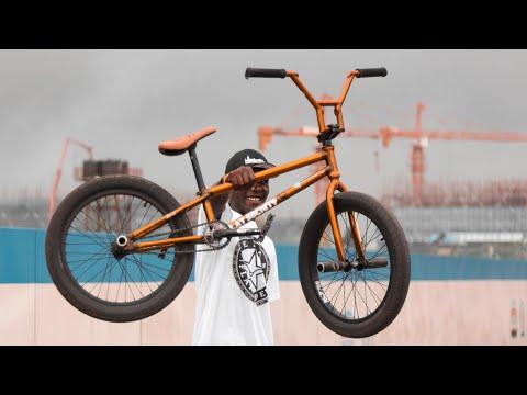 MEET CHE THE BEST FLATLAND BMX RIDER IN NIGERIA