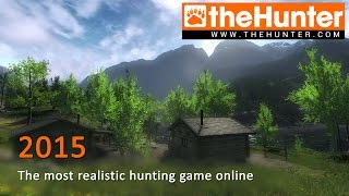 The Hunter 2015 (PC Game) - HD Trailer