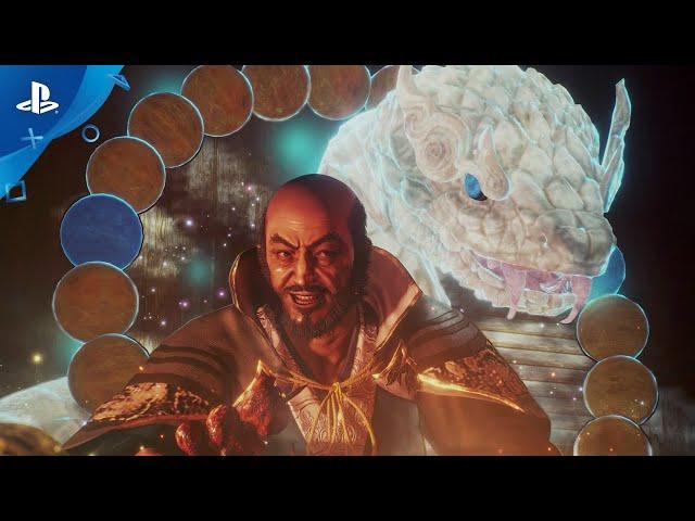 Nioh 2 - Story Trailer | PS4