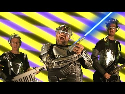 Why Aren't Lasers Doing Cool Shit? | Music Videos | Axis of Awesome