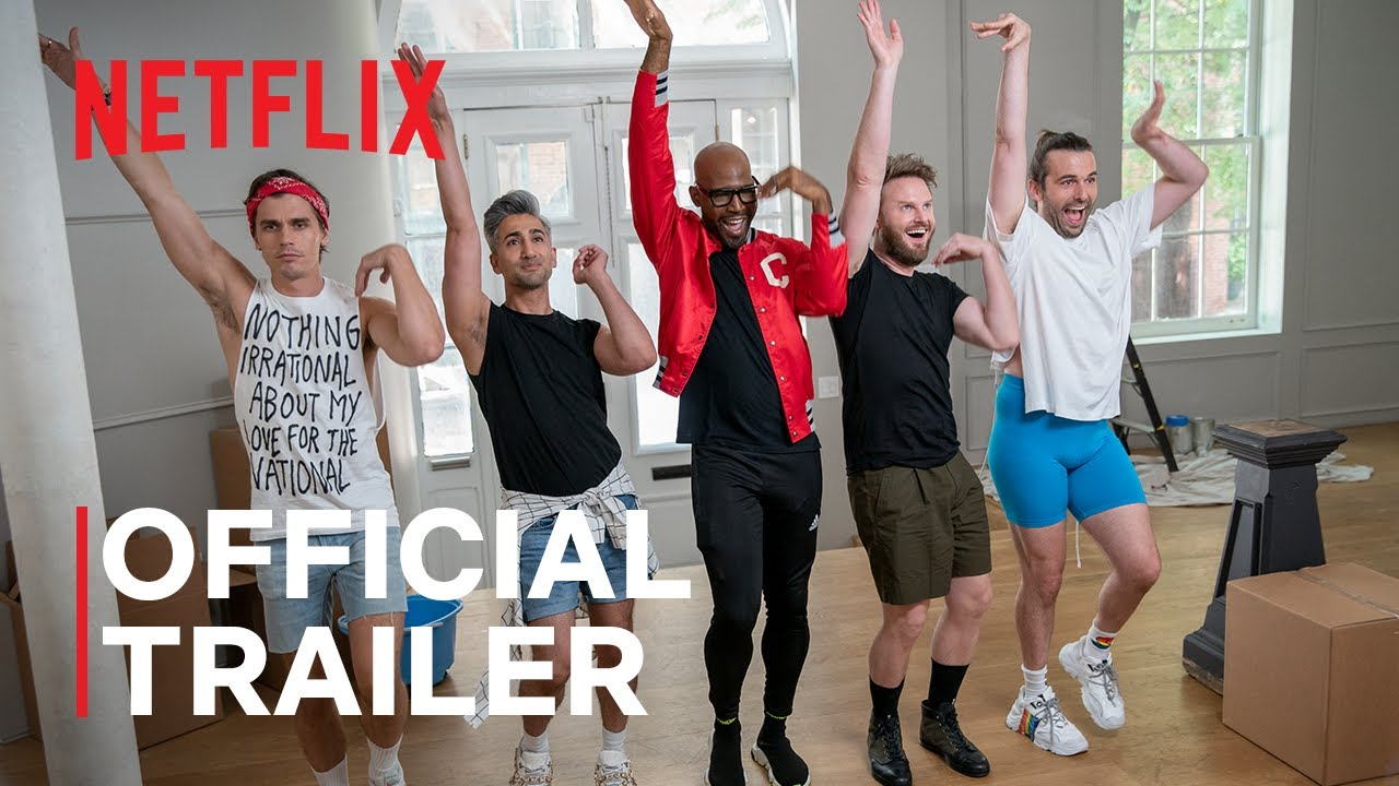 Queer Eye: Season 5 | Official Trailer | Netflix